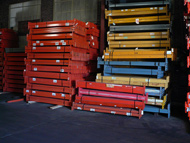 Keystone Warehouse Beams