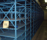 Used Warehouse Shelving from The Surplus Warehouse
