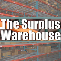 Popular Brands of Pallet Rack at The Surplus Warehouse